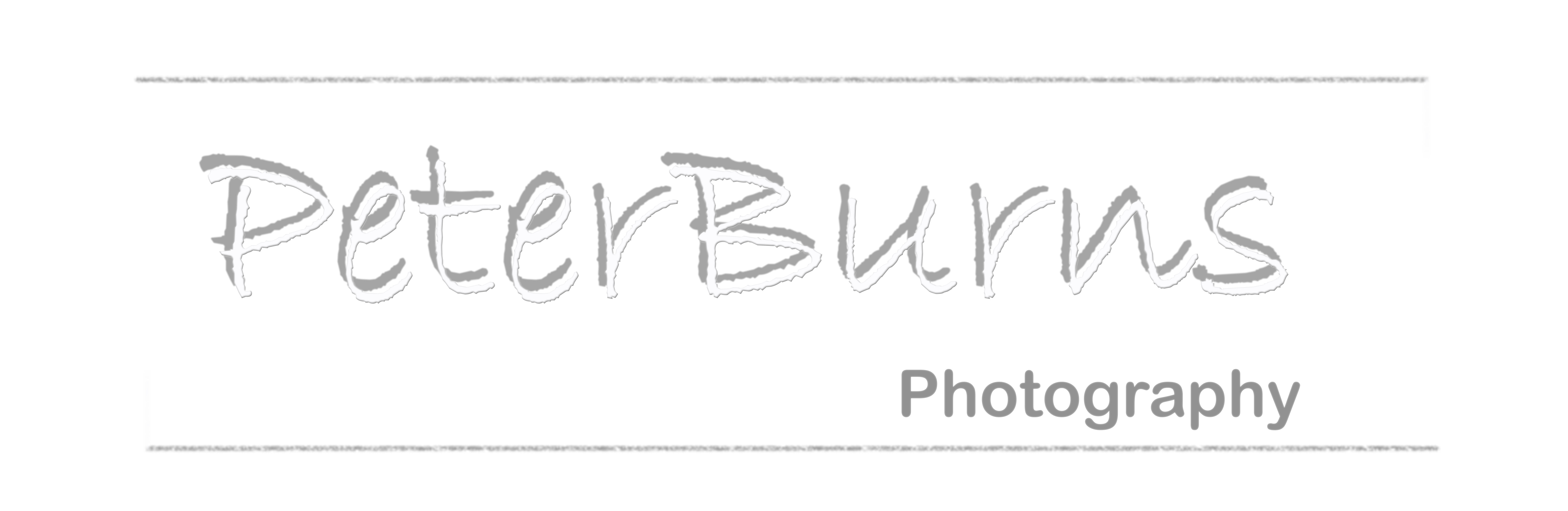 Peter Burns Photography Logo